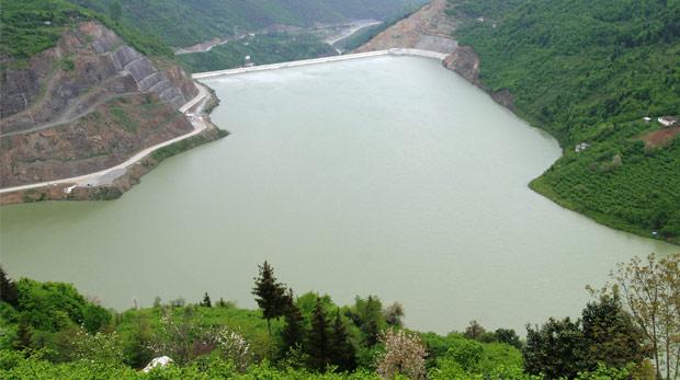 İstanbul'da barajların doluluğu arttı