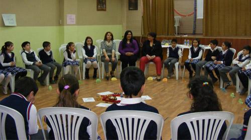 İlköğretim Öğrencileriyle Diyalog Çalıştayı