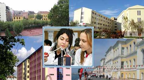 Türkiye'nin En Yüksek Puanlı 10 Lisesi