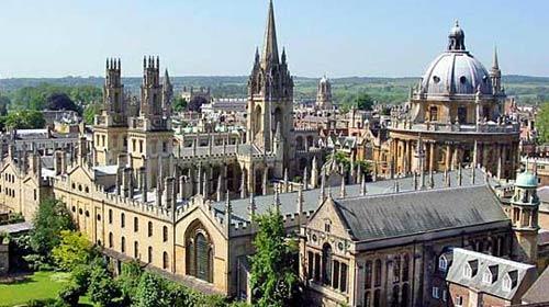 Cambridge ve Oxford'a Rakip Geliyor