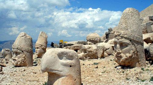 Güneydoğu Anadolu Bölgesi'nin doğal güzellikleri