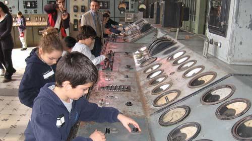 Çocuklar İçin santralistanbul!..