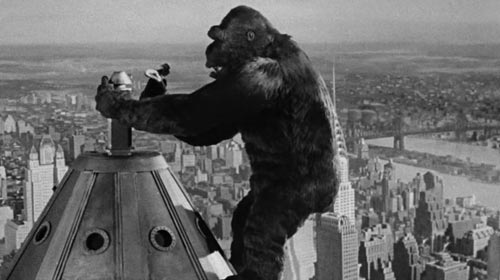 İlk King Kong'a Rekor Fiyat