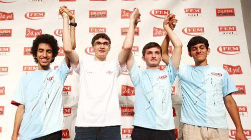 Şampiyonlara Promosyon Yarışı