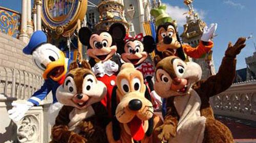 Disney'de Çevreci Olacakmış
