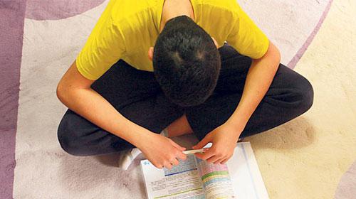Çocuğum Ders Çalışmak İstemiyor!