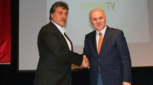 Fenerbahçeli efsane oyuncu AK Parti'ye geçti