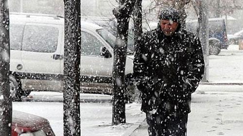 İstanbul'a daha şiddetli kar yağışı geliyor