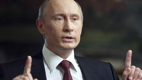 Putin: Endişemiz Esed değil Suriye'nin geleceği