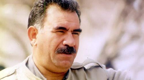 BDP Kongresi'nde Öcalan posteri asıldı