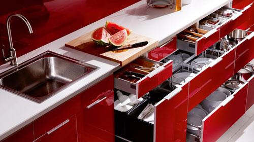 20 adımda mutfağınızı kullanışlı hale getirin