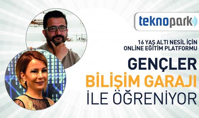 Bilişim Garajı BETT'de! Türkiye'deki Başarı Öyküsü Dünyaya Taşınıyor.