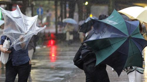 Kuvvetli Sağanak Yağış ve Lodos Uyarısı