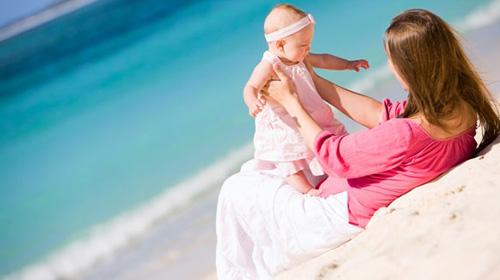 Tatilde Çocığunuzla İlgilenin