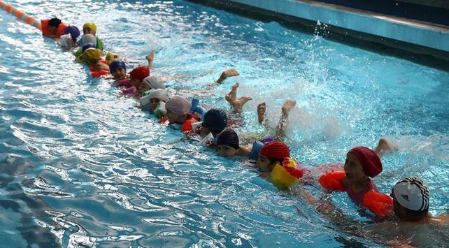 Yaz spor okullarında hedef 1,5 milyon öğrenci