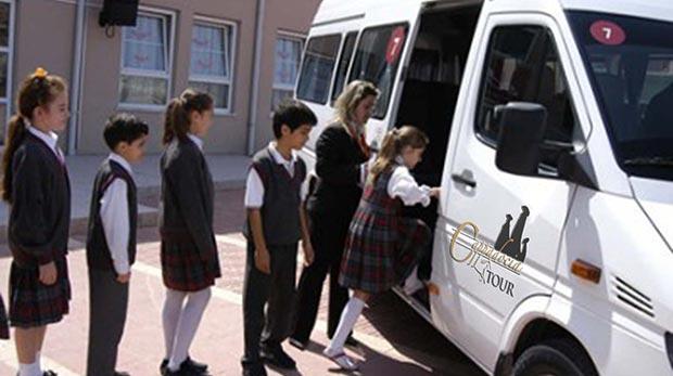 Okul servislerinde GPS dönemi başlıyor