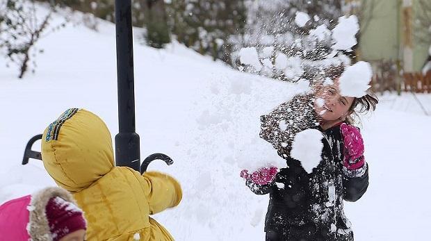 Bugün hangi il ve ilçelerde kar tatili var?