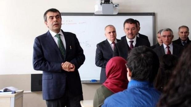 Müsteşar Tekin'den milyonlarca öğrenciye müjde!