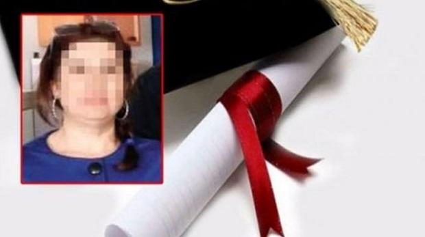 Sahte diplomayla 20 öğretmenlik yaptı