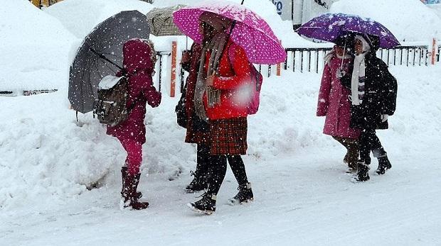 11 Ocak'ta hangi il ve ilçelerde okullar tatil edildi?