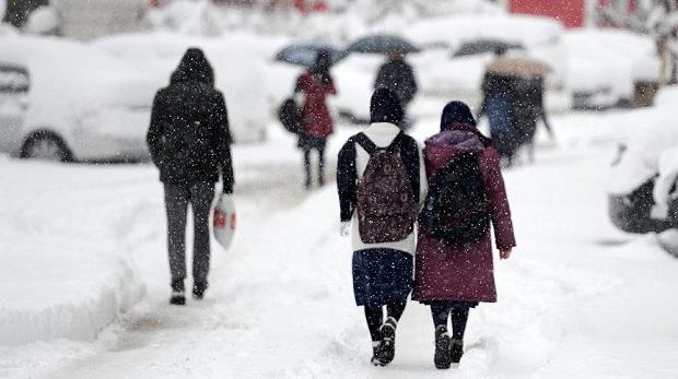 26 Aralık'ta hangi illerde kar tatili var?