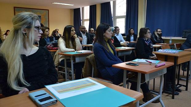 Yabancı Dil Olarak Türkçe Öğretimi Sertifika Programı Başladı