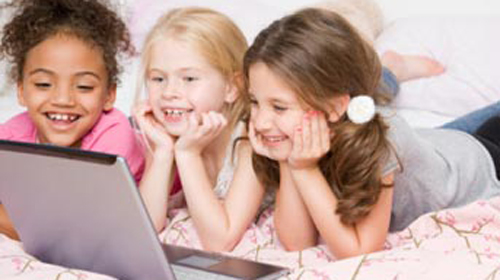 İnternette Çocuğunuza Arkadaş Olun