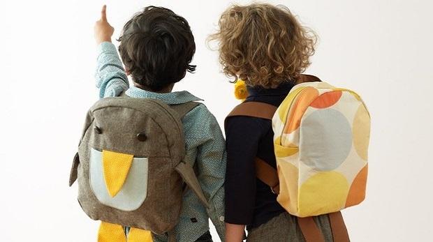 Çocuğunuzun çantası üç kiloyu geçmesin!