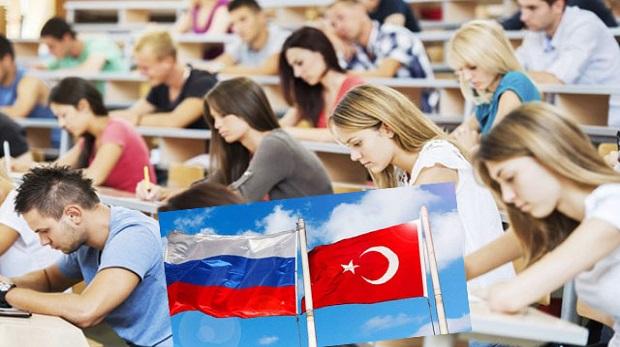 Rus öğrencilere Türkiye yasağı kalktı