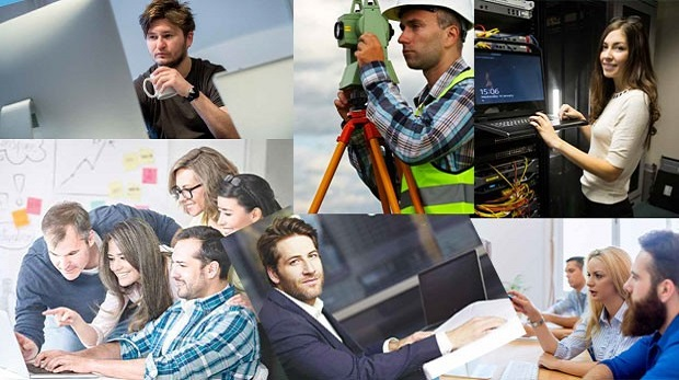 Teknoloji meraklıları için ideal 10 meslek
