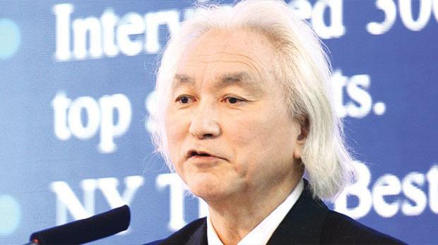 """Michio Kaku:""""Gelecekte eğitim altüst olacak"""""""