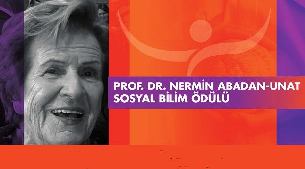 Prof. Dr. Nermin Abadan– Unat Sosyal Bilim Ödülü başvuruları başladı