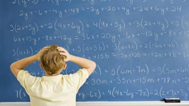 """""""Matematik korkusunun nedeni öğretim şekli"""""""