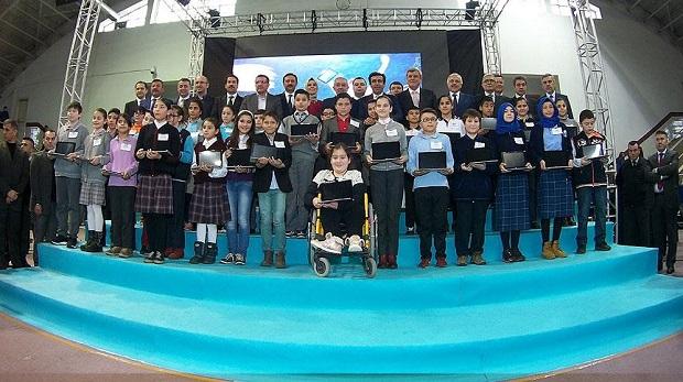 Kocaeli'de 27 bin öğrenciye tablet bilgisayar