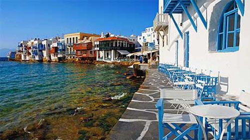 İstanbul'da Villa Fiyatına Yunanistan'da Ada