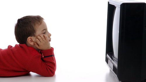 TV Seyreden Çocuklar Risk Altında