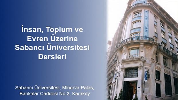 Sabancı Üniversitesi Karaköy Bilim ve Kültür Akademisi kapılarını açıyor