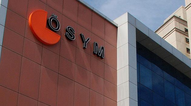 ÖSYM'den '2014 TUS' açıklaması