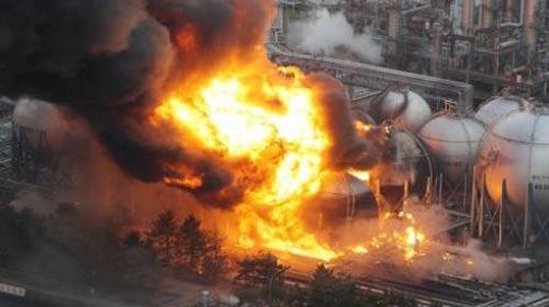 Patlama Çernobil'i Geçebilir!