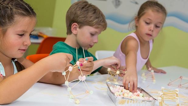 Çocuklara 'mühendislik' eğitimi