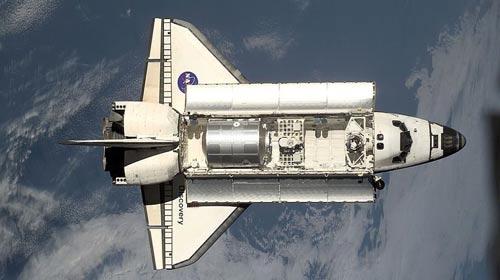 Uzaya Doğum Günü Hediyesi Gönderildi