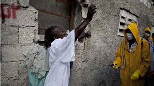 Kolera Büyüsüne 45 Linç