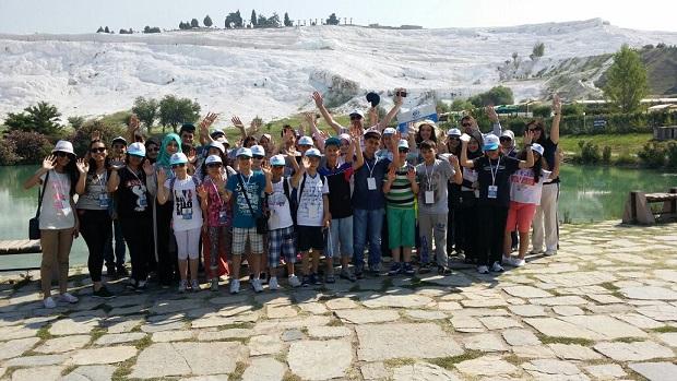 Başarılı öğrencilere kültür gezileri