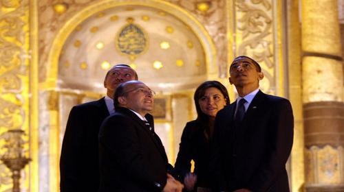 Obama'nın İstanbul Gezisi