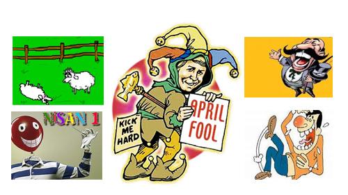 Tarihe Geçen 1 Nisan Şakaları
