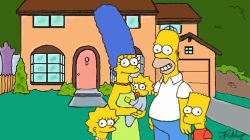 Simpsonlar İcralık Oldu