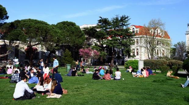 En iyilerin tercihi Boğaziçi Üniversitesi