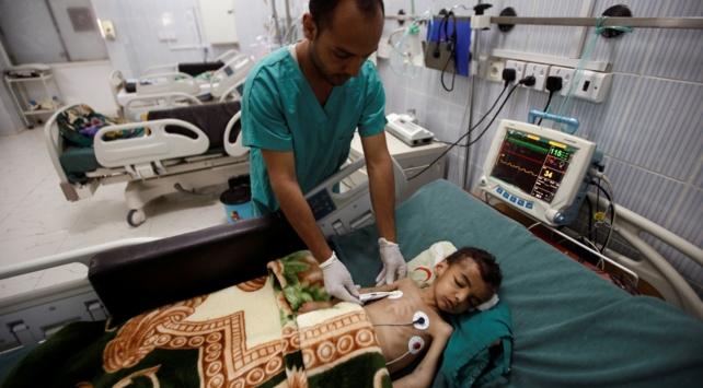 Yemen'deki kolera salgınından ölümler artıyor