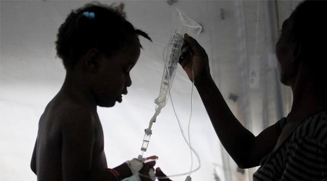 Kolera salgını Yemen'de 989 can aldı