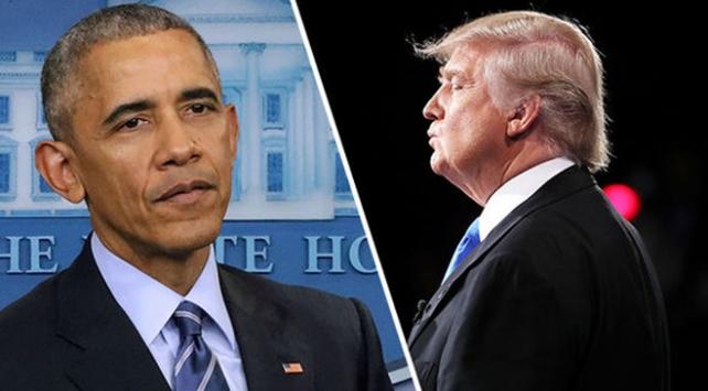 Obama'dan Trump'a sert tepki